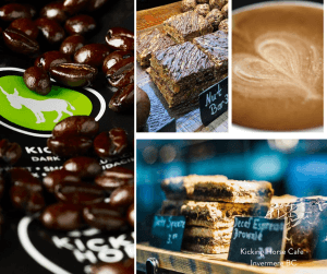 Kicking Horse Coffee - Invermere BC
